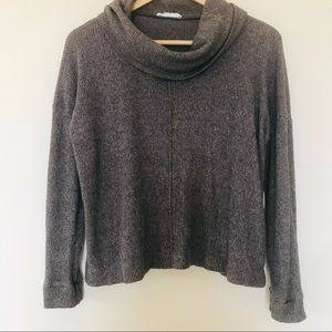 Cowl Neck Sweater by Lush